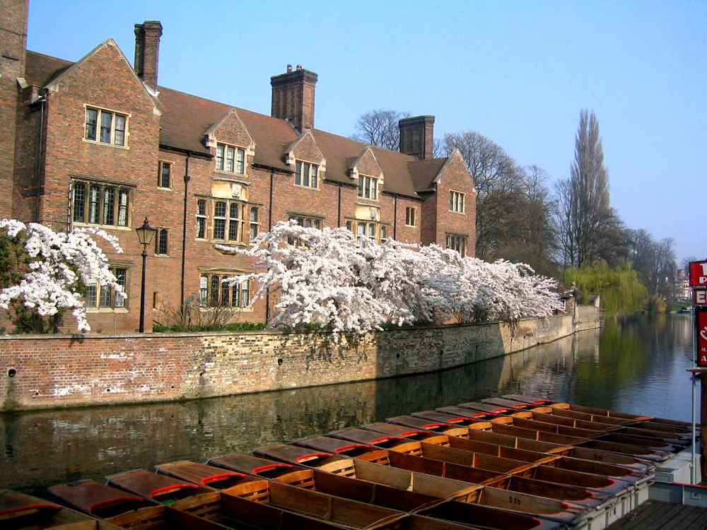 Bright's Building, Magdalene College Cambridge