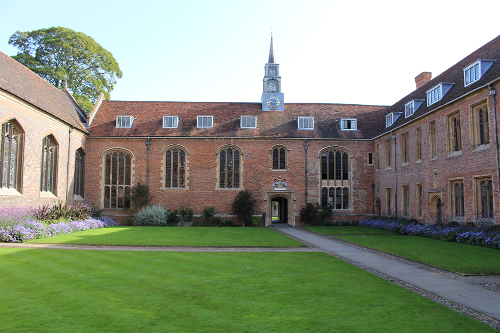 First Court. Magdalene College Cambridge