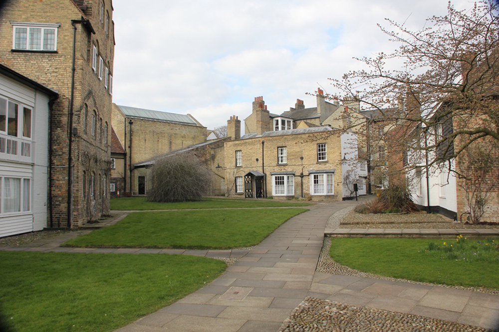 Mallory Court, Magdalene College Cambridge