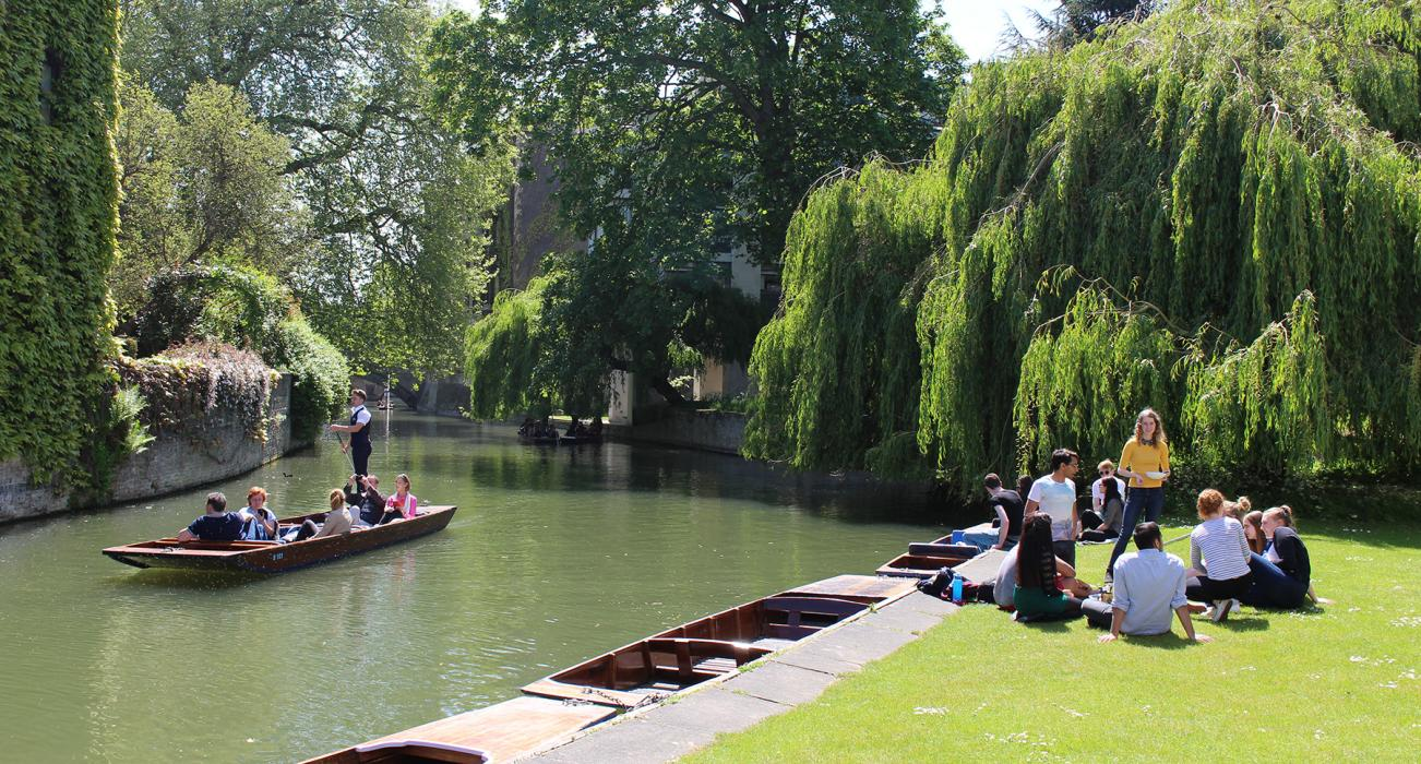 How to find Magdalene College
