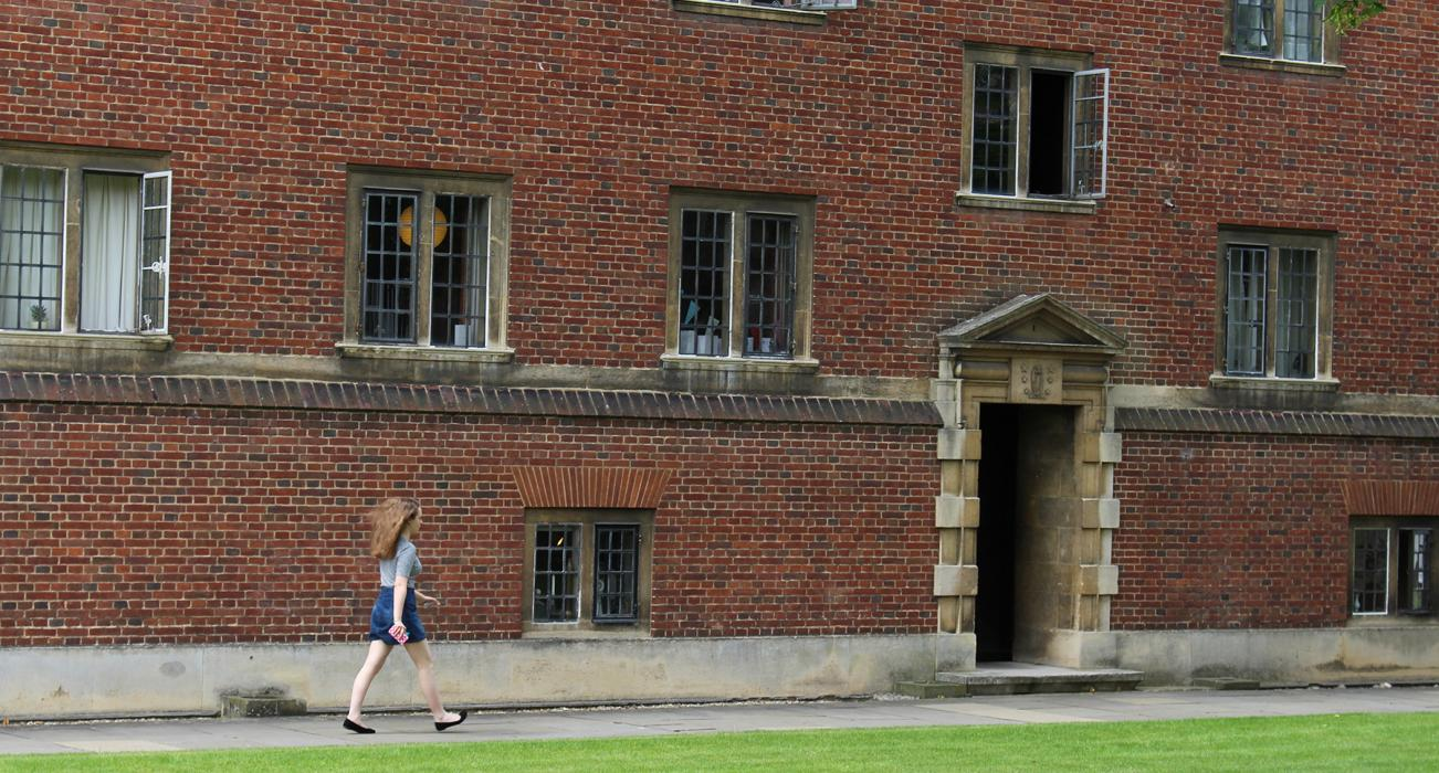 Undergraduate Accommodation at Magdalene College Cambridge