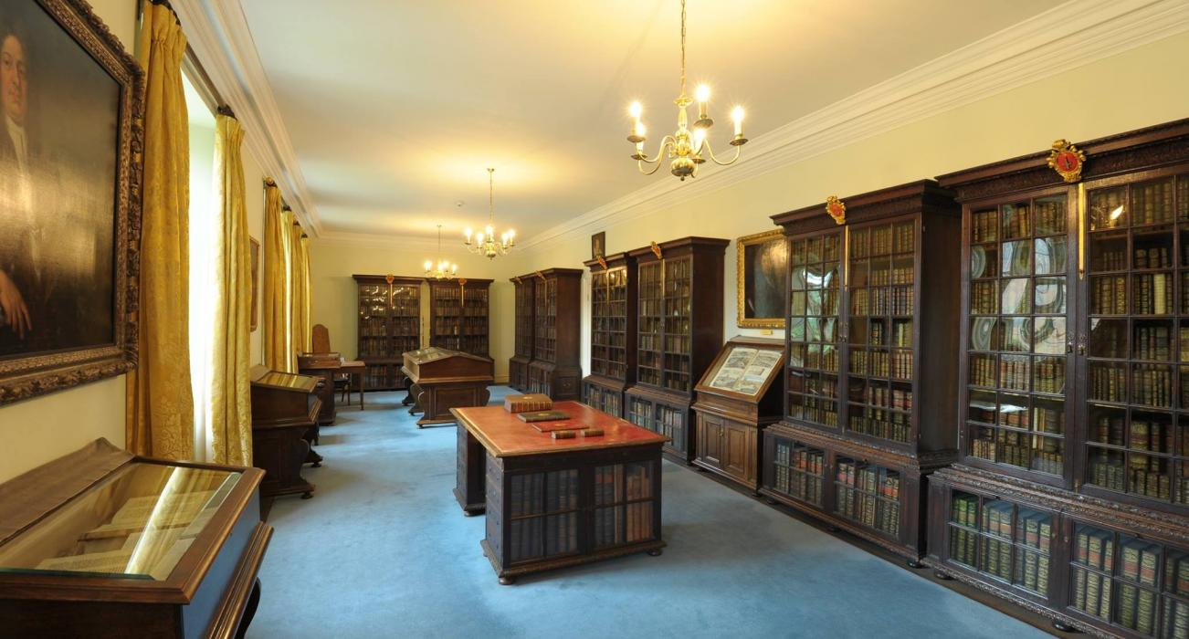 Pepys Library Information for Researchers