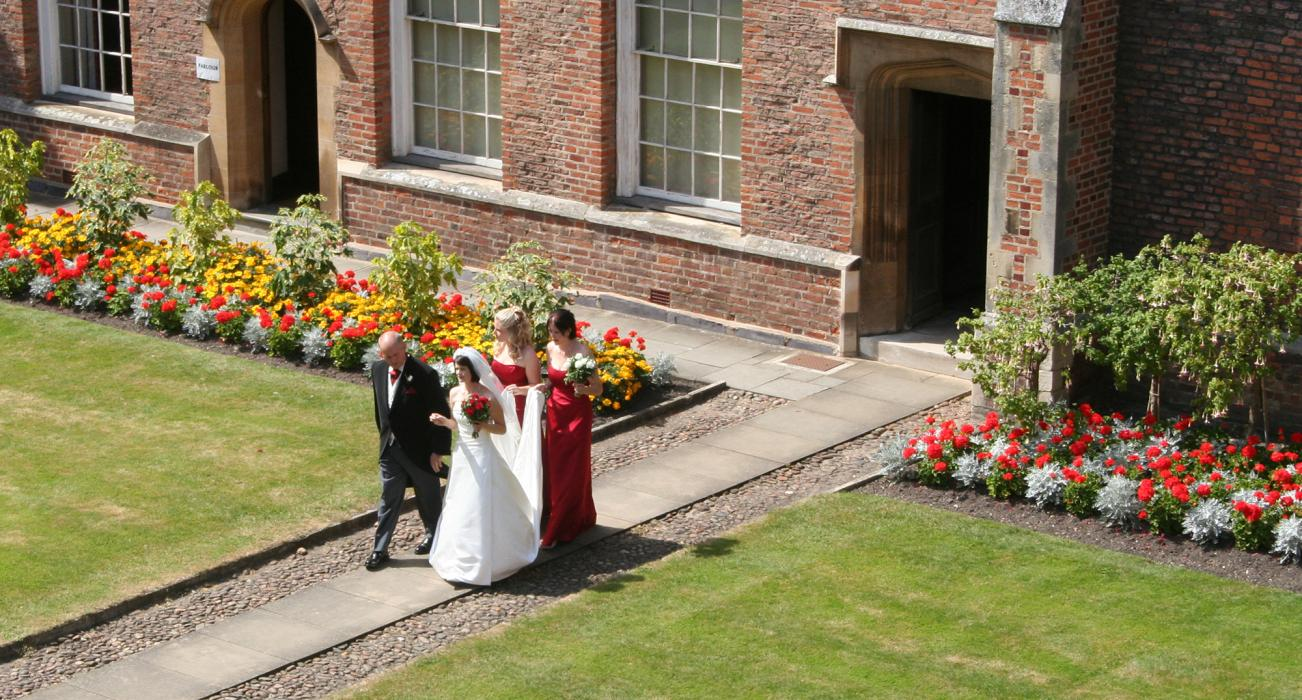 Marrying at Magdalene