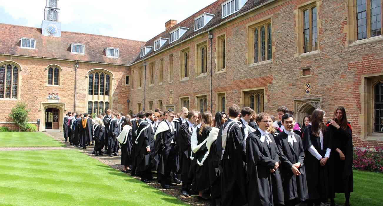 YH2 Capital Scholarship at Magdalene College