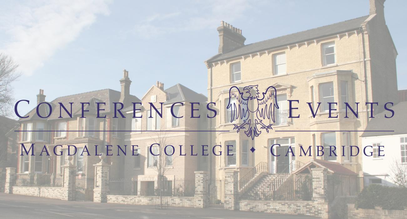 Conferences at Magdalene College Cambridge