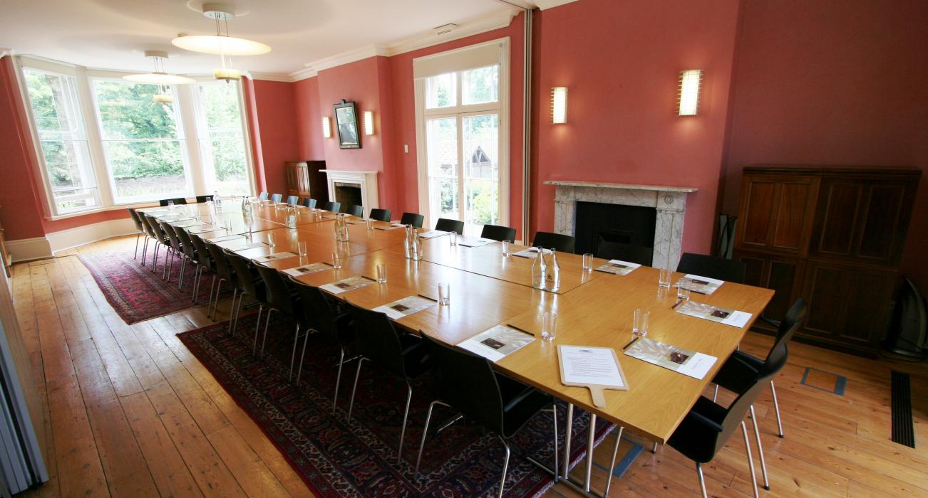 Meeting Rooms at Magdalene College Cambridge