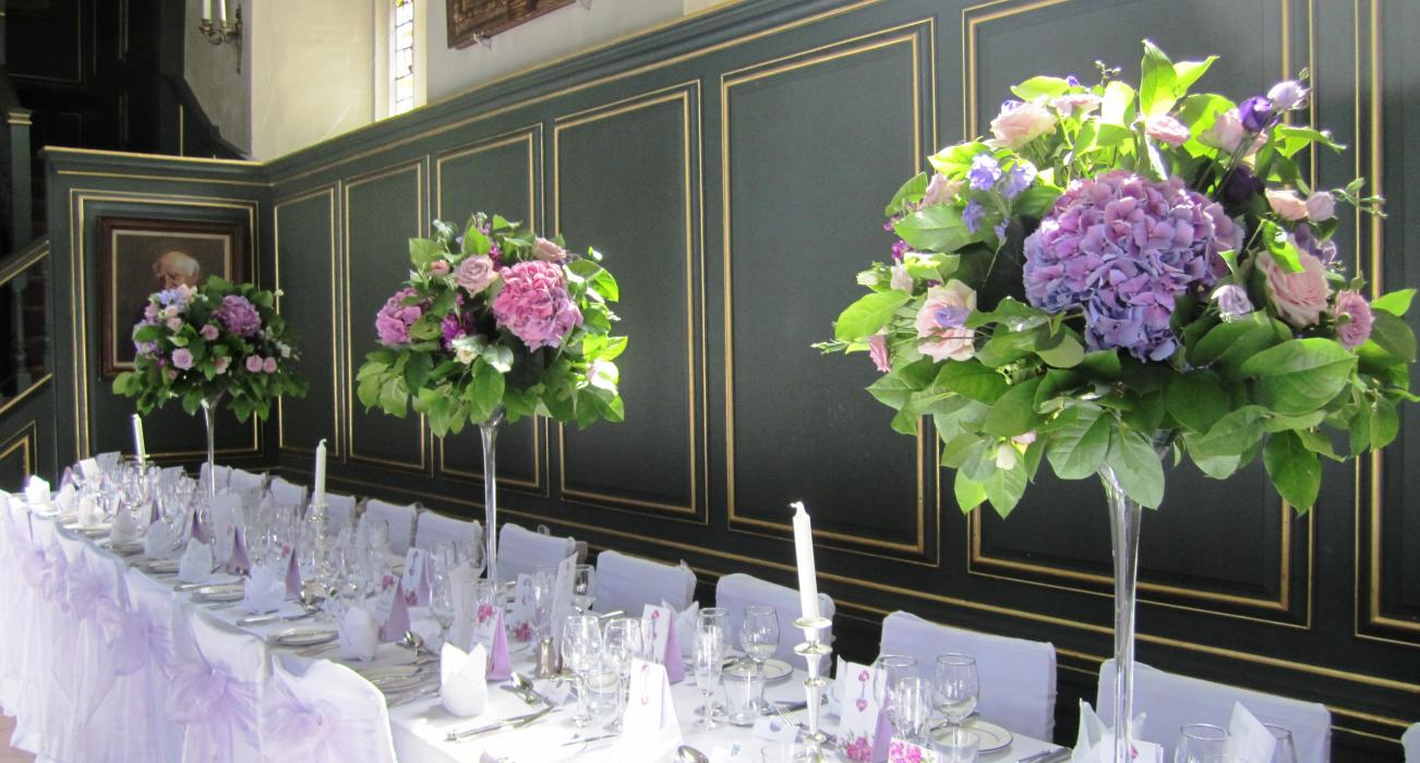 Wedding package at Magdalene College Cambridge