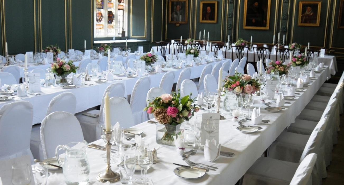 Conference Dining at Magdalene College