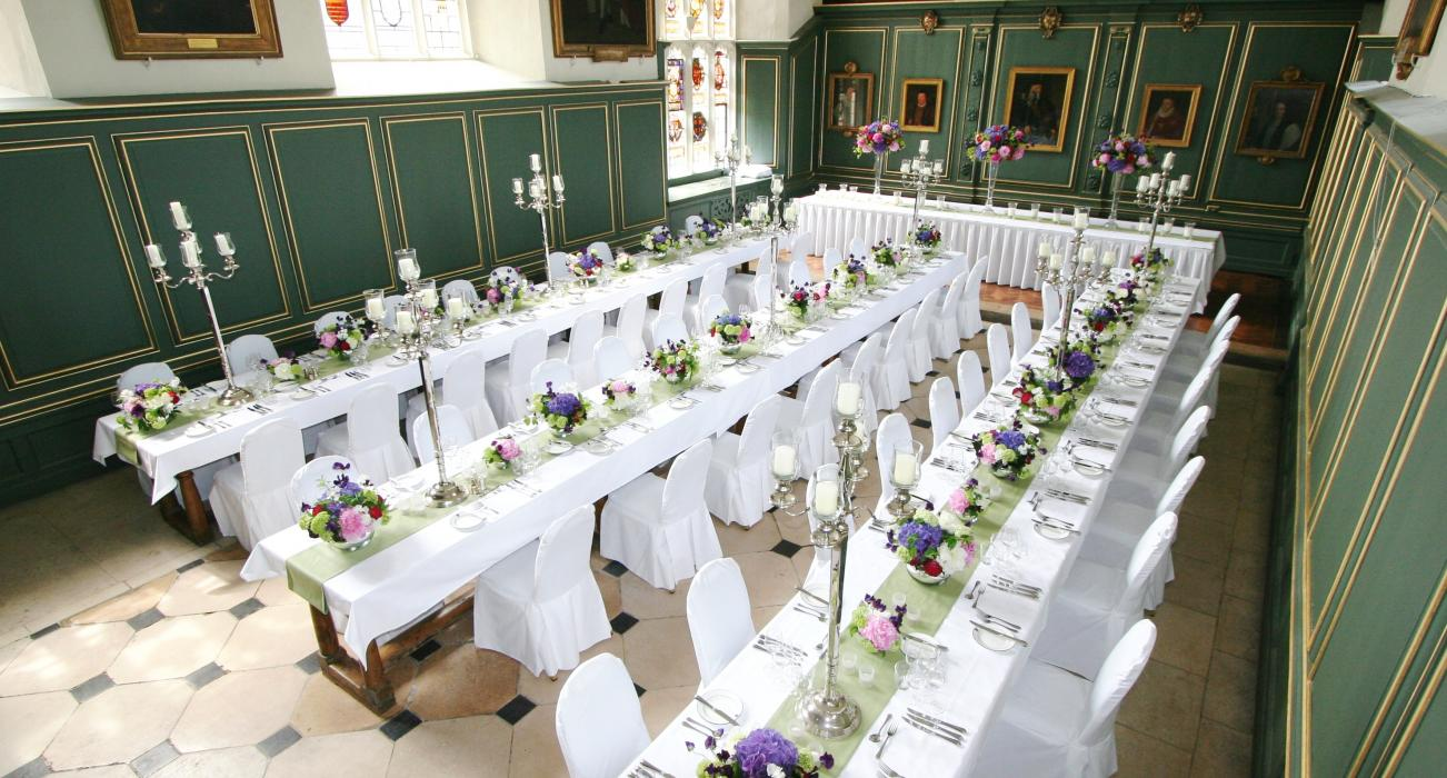 Magdalene College Conference - Dining Rooms