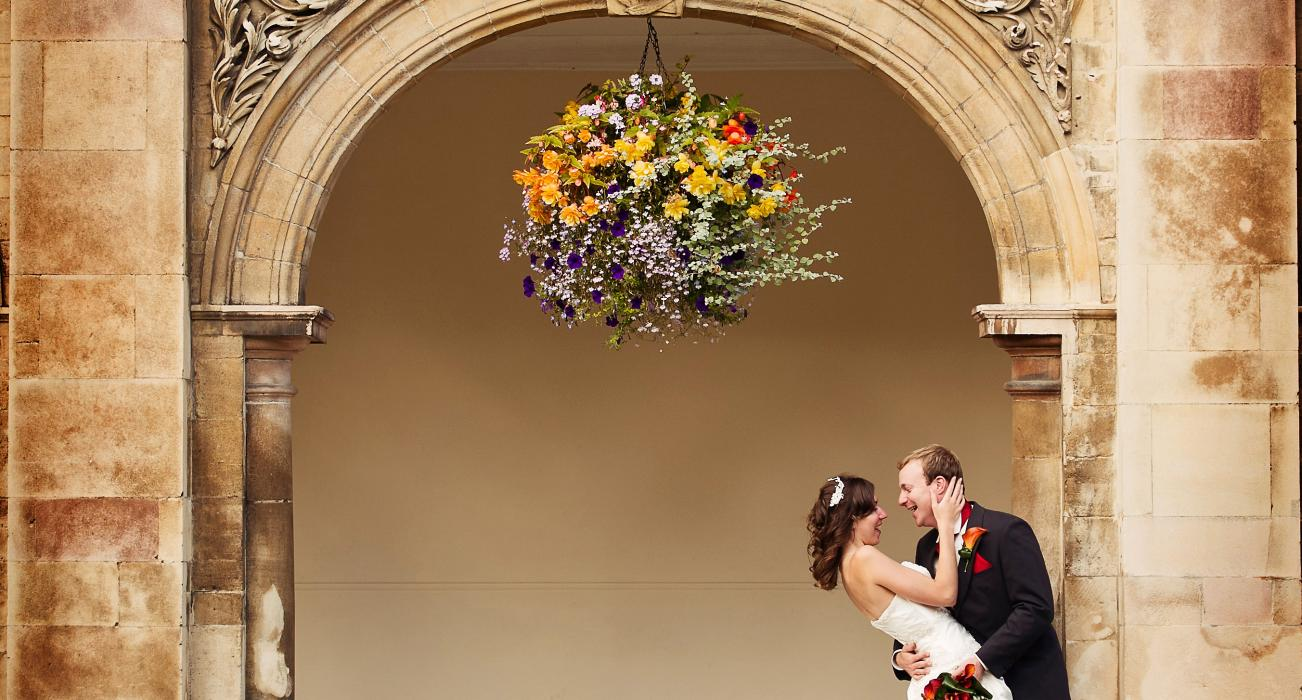 Getting married at Magdalene College Cambridge