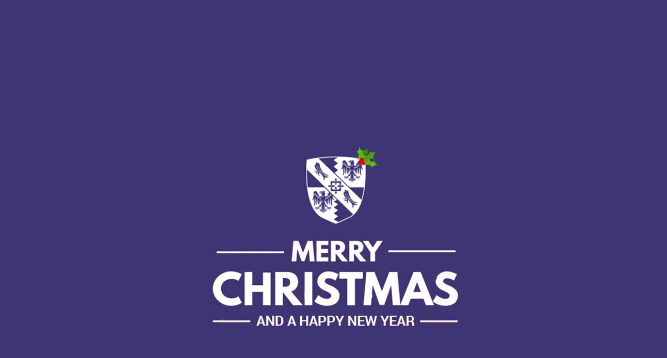Merry Christmas from all at Magdalene