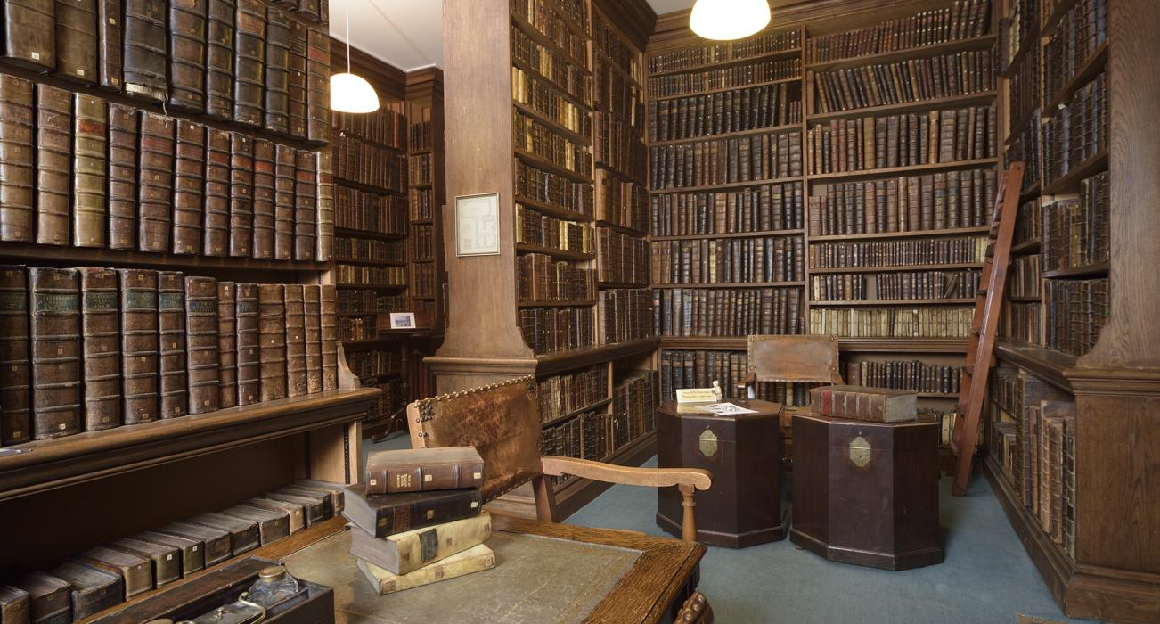 The Old Library Magdalene College