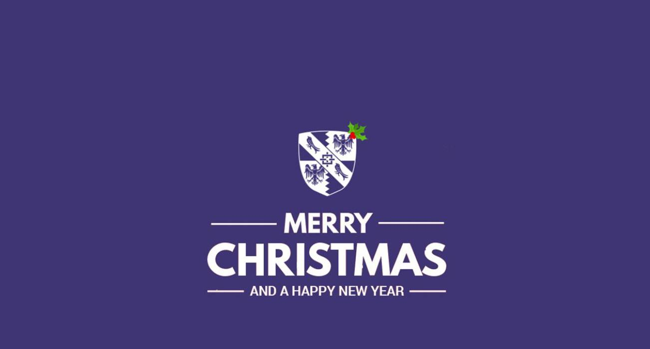 Merry Christmas from Magdalene College