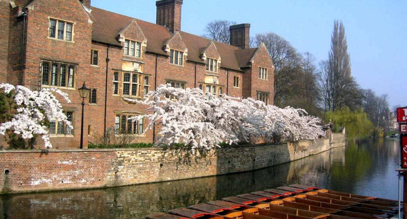 Academic Vacancies at Magdalene College Cambridge