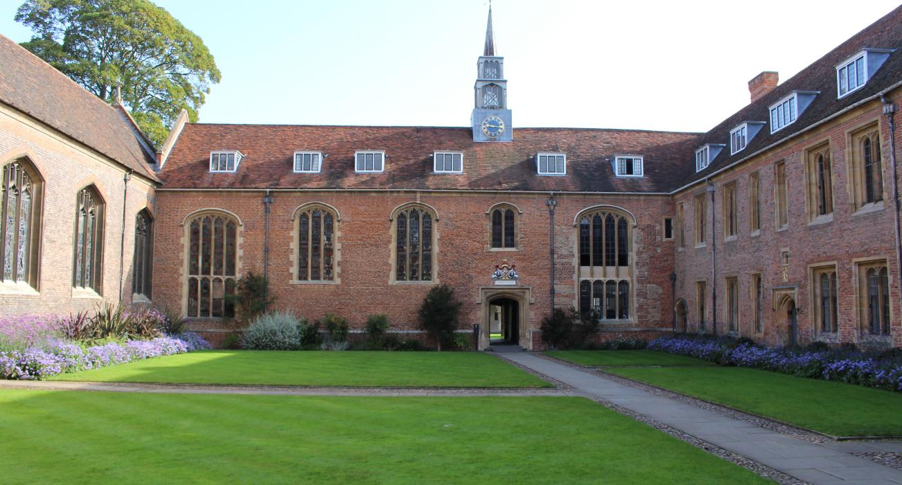 First Court Magdalene College