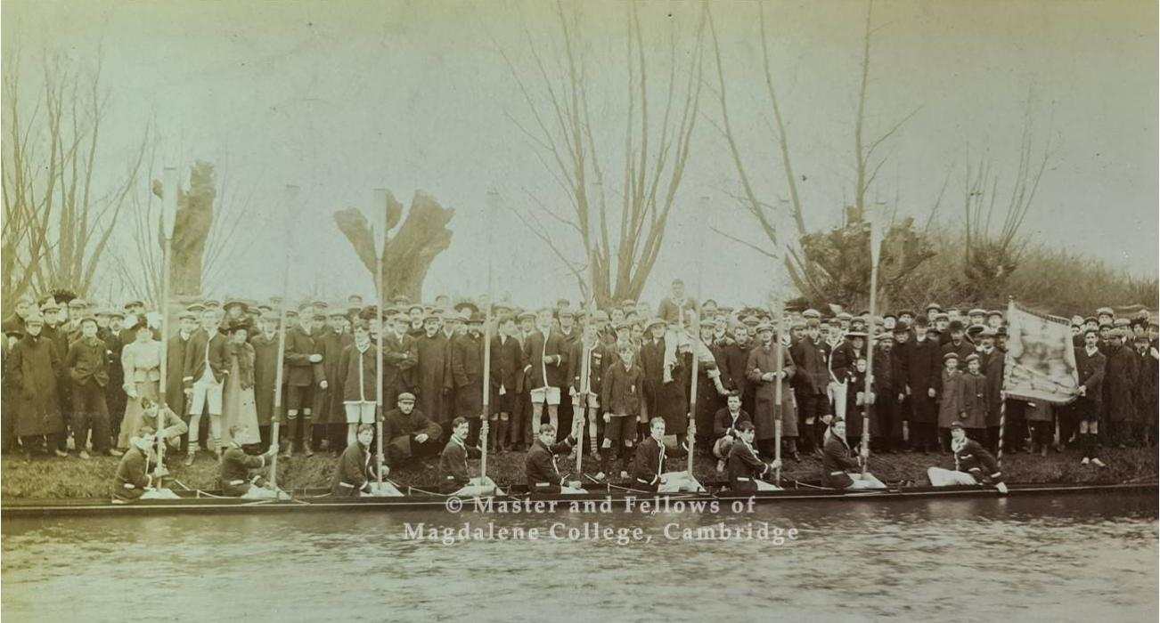 Magdalene Boat Club: The First Hundred Years