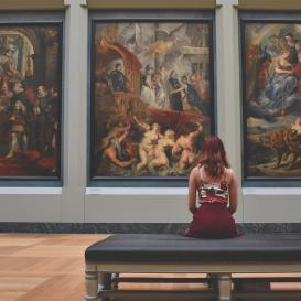 Study History of Art at the University of Cambridge