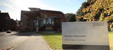 Contact the Faculty of Education at the University of Cambridge