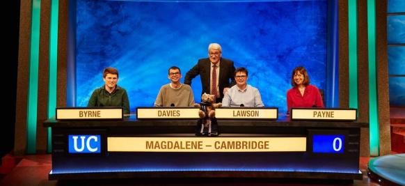 Magdalene College University Challenge Team 2021