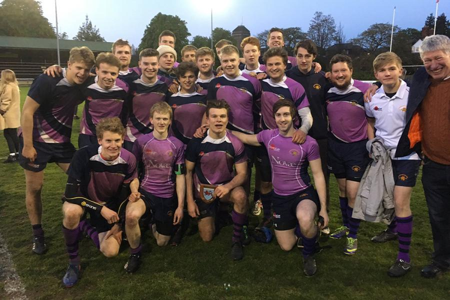 Magdalene College Rugby Team 2017
