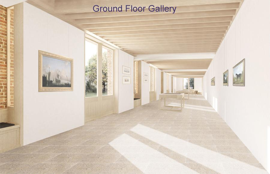Library Ground Floor Gallery