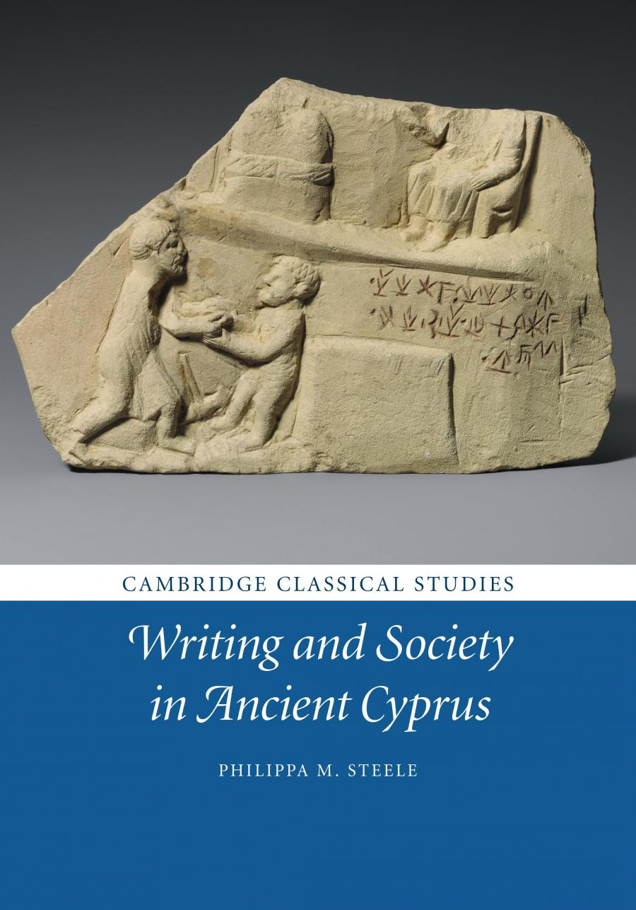 Writing and Society in Ancient Cyprus - Dr Philipa Steele
